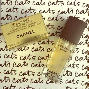 Chanel Sublimage L'Extrait + L'Extrait De Crème